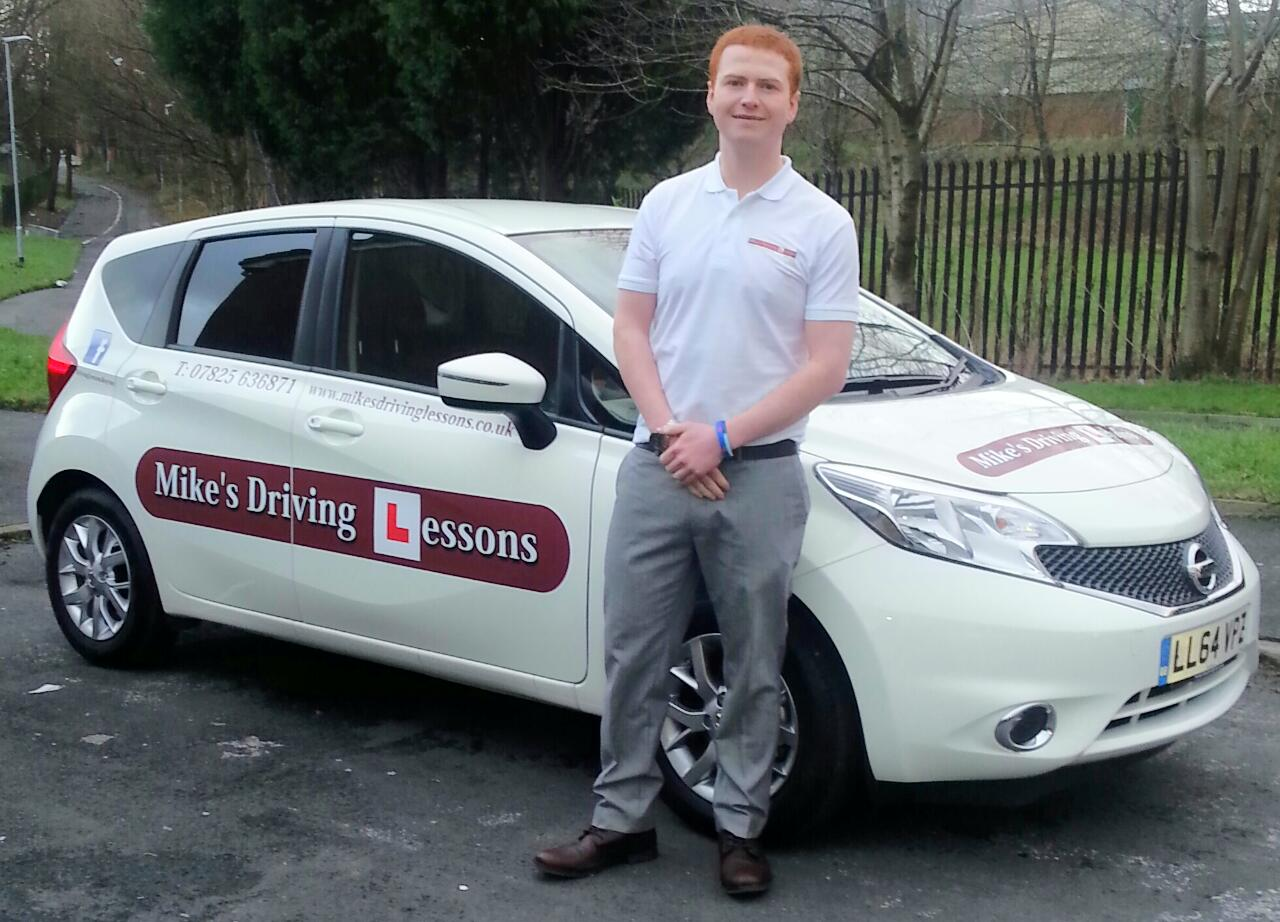 Mike Fowler ADI - Driving Lessons in Royton, Oldham and Rochdale